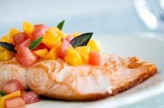 Mango Roasted Salmon - Door to Door Organics