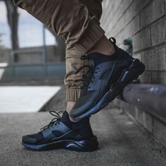 f2a7b96a42539 Nike - Men s Huarache PRM Run Ultra (Black