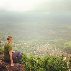 A little throwback to being in one of my favorite places in the world. 750m up on top of Adaklu mountain in the Volta Region of Ghana. #travel #wanderlust #ghana #Africa #throwback #amazing #beautiful #nature #instatravel #instagood #view