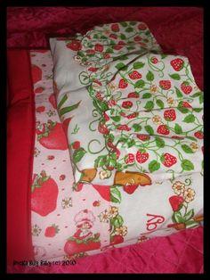 Custom Made to Order Strawberry Shortcake Toddler by beckabugbaby, $149.95
