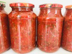 Salty Foods, Salsa, Jar, Salsa Music, Jars, Glass