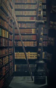 Rare Book Library, Rio de Janeiro, Brazil