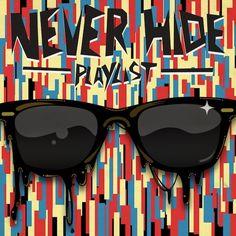 Ray Ban - Never Hide Playlist by Jarryd Kin, via Behance