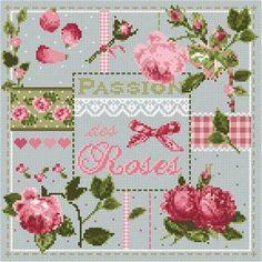 MINI Passion des Roses (fiche) - Madame La Fée
