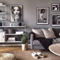 Härlig jobbdag idag med fotografering av fina hemmet hos @js.interior tillsammans med @johannas3