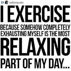 No one ever felt bad after working out  and @sallysquats Insta is straight  motivation. #derbystrong  #repost  And that's why I mostly do 2 a days. #MyStressRelief #RelaxesMe #WorkHard #LiftHarder #Trainharder #SquatEveryDay #lifter #lifting #Crossfitter #crossfit #bodybuilding #OlyLifting #doitall #training #trainhard #2adays #stressrelief #relaxing #mytherapy #fit #fitness #fit4life  #rollerderby #offseason  #offskatestraining motivation.  by derbystrong