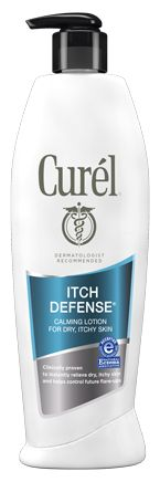Itchy Skin and Eczema Lotion | Curel Itch Defense