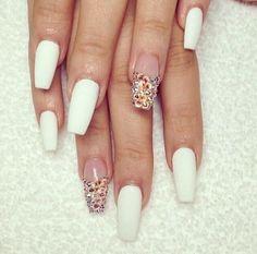 Winter White & Sparkles