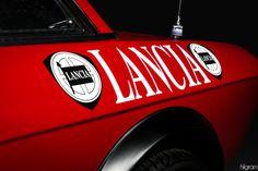 #Lancia Fulvia Coupe red #livery Hilgram Photo