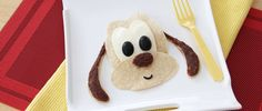 Leave it to Mickey's playful pup, Pluto, to come up with a quick, easy, allergy-friendly lunch that's doggone delicious.