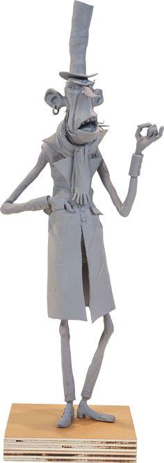 The Boxtrolls Original Mr. Gristle Maquette (LAIKA, 2014).... | Lot #94217 | Heritage Auctions