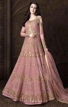 c1dcc22afc 916 Best Anarkali Suits images in 2019 | Anarkali dress, Anarkali ...