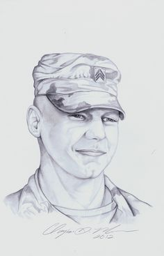 Portraits of THE FALLEN - Heroes Fallen Studios Inc.org