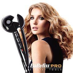 Babyliss Pro Miracurl 魔幻捲髮造型器BAB2665W 源自法國,歐洲銷售NO.1的美髮造型器品牌 8秒體驗專業秀髮曲線的魔幻風潮 提供3段時間設定,塑造不同捲曲效果 提供3段溫度設定,190℃、210℃及230℃