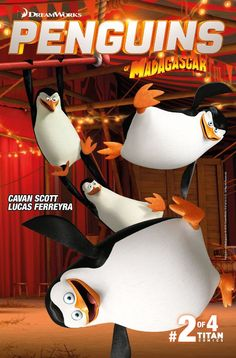 Penguins of Madagascar (2016) #2 #TitanComics @titancomics @ComicsTitan #PenguinsOfMadagascar Release Date: 4/6/2016