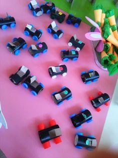 Rulodan arabalar