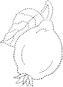 Fise de lucru - gradinita: PLANSA cu FRUCTE Punctate - Mar punctat - Para punctata - Pruna punctata - Gutuie punctata Preschool Activities, Worksheets, Education, Blog, Diy And Crafts, Diy Crafts, Blogging, Literacy Centers, Onderwijs