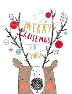 Merry Christmas and happy new year cards. Merry Christmas for your friends and loved ones. Free online Merry Christmas & Happy New Year cards on Christmas. Merry Christmas To You, Noel Christmas, Merry Xmas, Winter Christmas, Vintage Christmas, Christmas Crafts, Christmas Decorations, Merry Christmas Drawing, Xmas Drawing