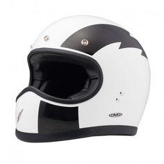 DMD Flash Helmet - White