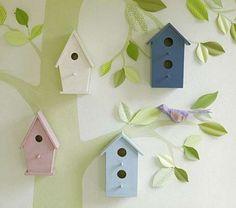 Risultati immagini per case uccellini di design
