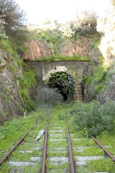 Path joining tunnel