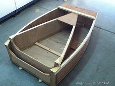 Portable Boat Plans