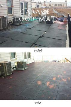 Garage Floor Mats - #garagefloormats Garage Gym, Garage Floor Mats, Garage Floor Epoxy, Car Floor Mats, Designers Guild, Ufc, Garage Flooring Options, Diy Carport, Tile Floor Diy