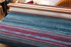 lichtundfarbe: Double Weave - Das Tuch ist fertig