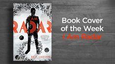Book Cover of the Week: I Am Radar by Reif Larsen   #StuartBache #Books #Design