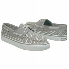 Sperry top-sider grey polka dot.                                 Should I get these? Or naw