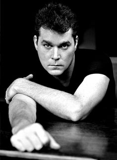 Ray Liotta photographed by Darren Keith.