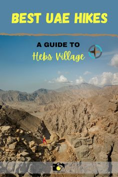 Planning a trip to UAE or just looking new ways to spend the weekenbd- head out to Ras Al Khaimah mountains. Hbes village trail is a true hidden gem- a hiking trail in the UAE in Jebel Jais area. Onlu 1.5 hours drive to the starting point from Dubai. Check this complete hike to one of the best hike in the emirates. | uae travel | dubai travel | dubai travel tips | uae road trips | hiking uae #uae #uaehikes #uaetravel #dubai #dubaitravel Ras Al Khaimah, Dubai Travel, Best Hikes, United Arab Emirates, Hiking Trails, Trekking, Travel Tips, 5 Hours, Adventure