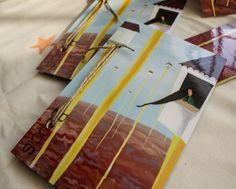"Mini Libreta ""Baucis"" de Arte, Grabado e Ilustración por DaWanda.com"
