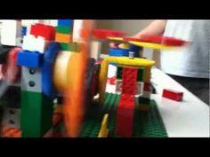Lego & tandwielen - YouTube