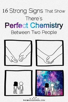 16 Strong Signs That Show There's Perfect Chemistry Between Two People - https://themindsjournal.com/signs-perfect-chemistry-between-two-people/