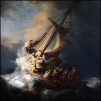 MI RINCON ESPIRITUAL: Una pequeña barca en medio de la tormenta