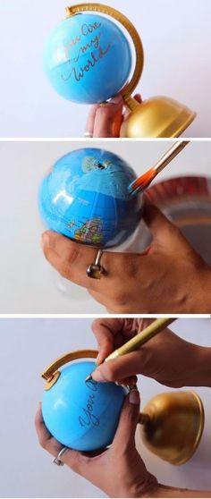 "handmadepride: ""Click here for more DIYs. """