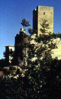 Il complesso fondato da Matilde di Canossa nel 1077 sorge sul monte Antoniano, sovrastante il borgo di Carpineti