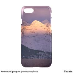 Awesome Alpenglow iPhone 7 Case