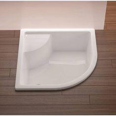Receveur de douche haut - mini baignoire (baignoire bébé) Ravak Sabina 80-90cm