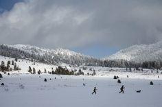 America's Largest Cross-Country Ski Resort