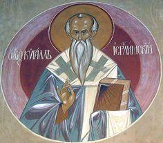 San Cirilo deJerusalén