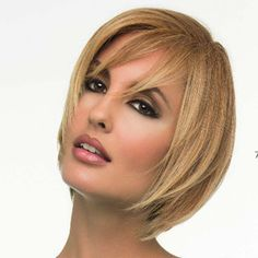 Shyla Mono Lace Deluxe Ladies Wig by Gisela Mayer. 30% Human Hair and 70% High Tech Fiber. The Vision 3000 Hair Collection Having Lovely hairstyle trends, modern, cool and fresh styles, with perfect and uncomplicated fitting.