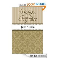 Pride & Prejudice one of my favorite stories.