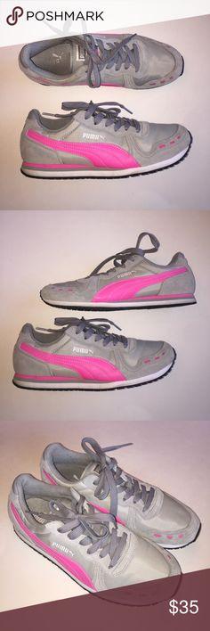 ed0f5c14bff Puma CABANA RACER FUN SNEAKERS Great light weight sneakers. Worn a couple  times. EUC