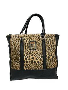 Kardashian Kollection Leopard Handbag