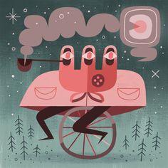 RAFFERTY AMOR - Late night cycle