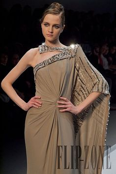 Basil Soda S/S 2010, first pictures - Couture