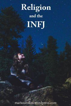 """click to read article, """"Religion and the INFJ"""" 
