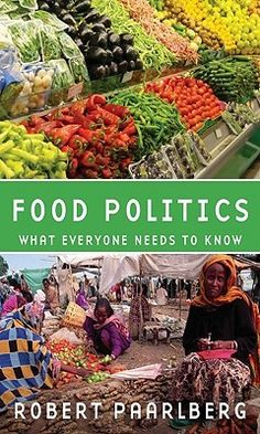 Food Politics- such a great book!